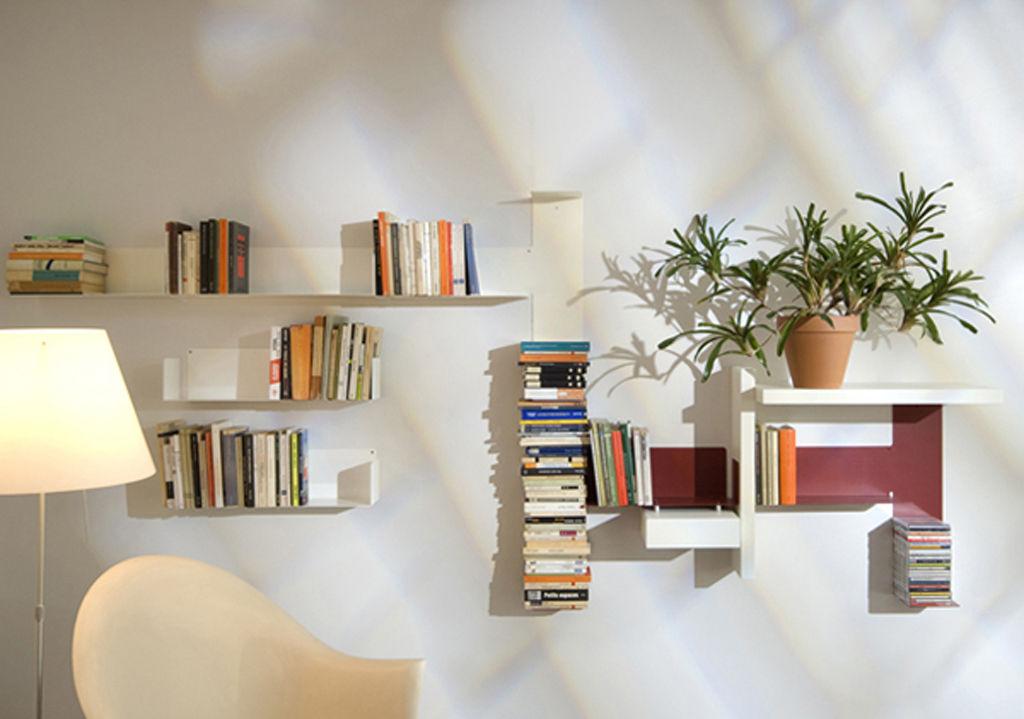 Prateleiras nichos e estantes blog soline for Ideas para el hogar espacios pequenos