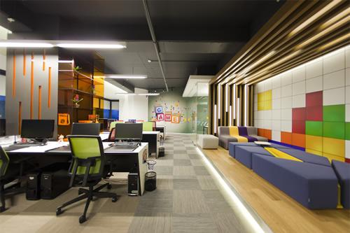 Ambientes de trabalho criativos blog soline for Office room design software