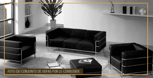 Classic designer le corbusier blog soline - Mobiliario le corbusier ...